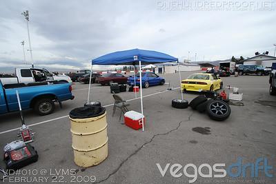 VD010 - VegasDrift Event @ LVMS