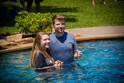 Rachel's Baptism - Apr 19, 2015