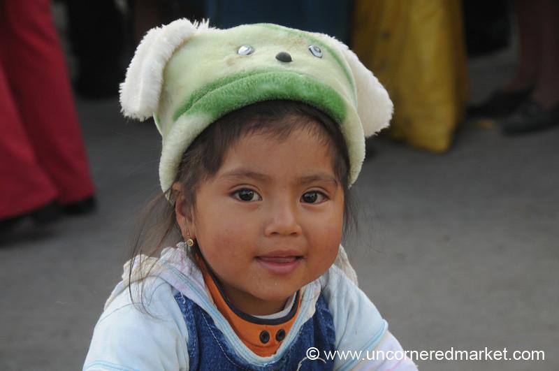Little Cutie - Saquisili, Ecuador