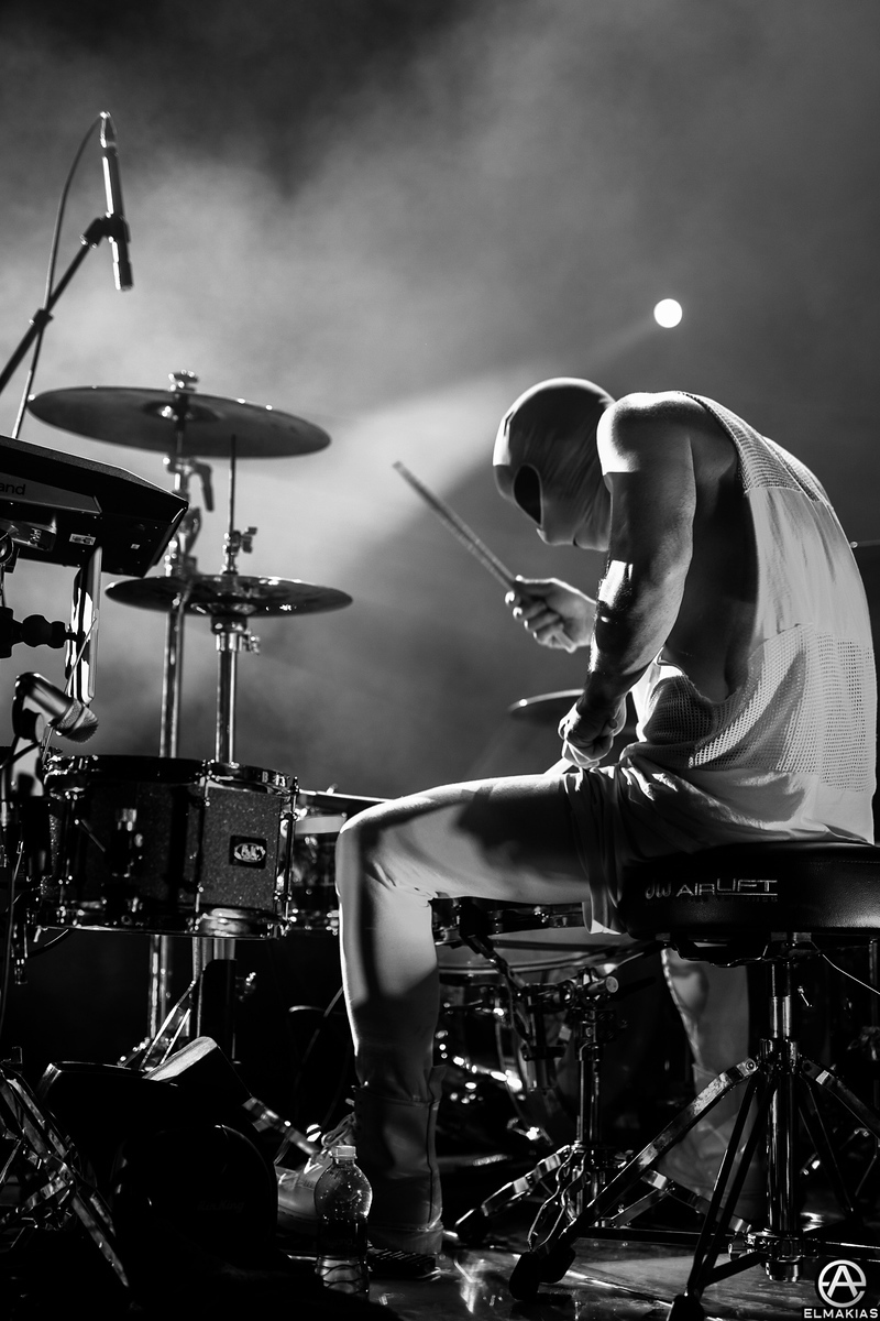 Josh Dun of Twenty One Pilots