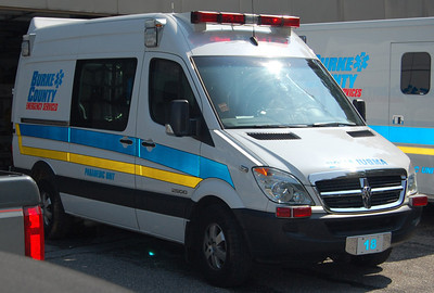 Burke County EMS