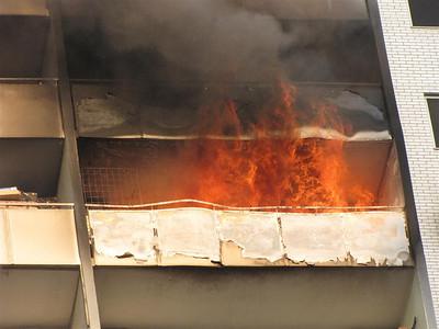September 24, 2010 - 6th Alarm - 200 Wellesley St. East