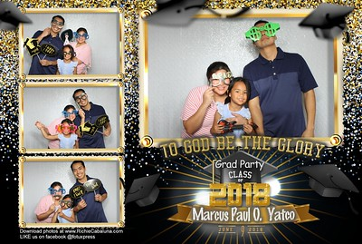 Madison's 7th Birthday and Marcus's Graduation Party