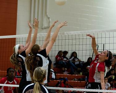 8th Grade Girls Volleyball