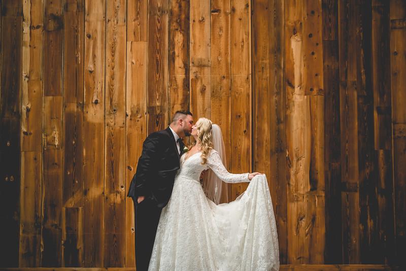 Mr. & Mrs. Weiss l A Sapphire Creek wedding
