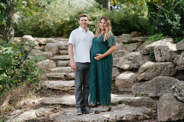 Holcombe Maternity Photos