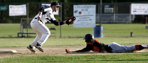 Peabody vs Beverly baseball