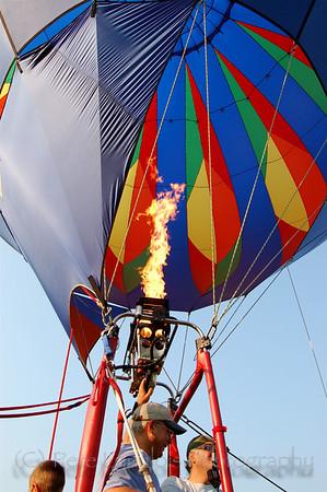 2007 26th Annual Pittsfield Rotary Hot Air Balloon Rally