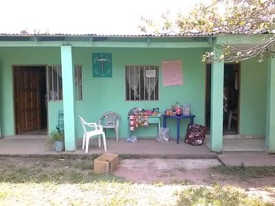 San Diego, Danlí, Honduras, 2014