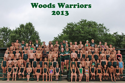 Woods Warriors 2013