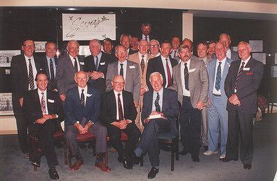 November 1993 - 70th Year Reunion Dinner