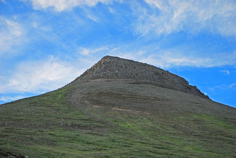 Þverfellshorn