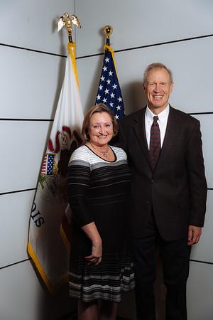 Governor Rauner Event