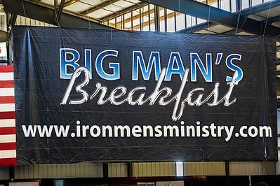 Big Man's Breakfast 5-18-2013