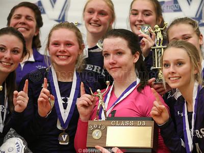 Hammondsport Volleyball 11-8-19