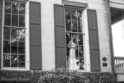 Eric and Tiffany, Savannah Georgia