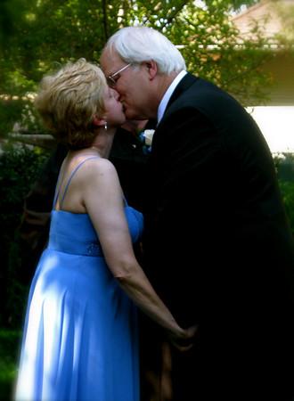 Lee & Bonnie wed