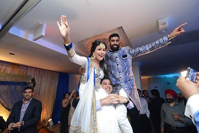 Pallavi & Ricky's Sangeet and Mehndi