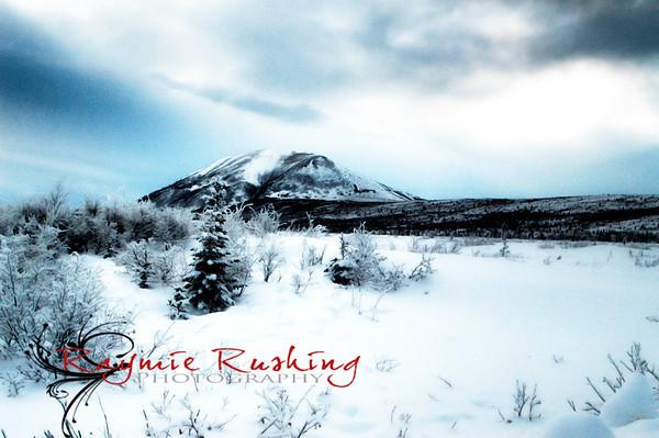 Donnally Dome Winter 2014