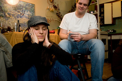 Angie's Party - January, 2008