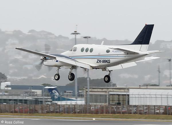 Air Wanganui at Wellington