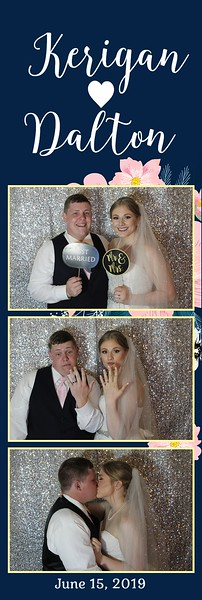 Kerigan & Dalton Wedding