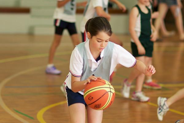 Wenona Basketball Year 4 Cyclones vs Arden November 15 2014