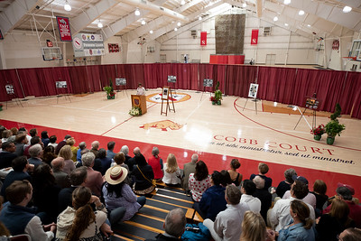 5/11/19: Memorial Tribute to Richard D. Cobb and Dedication of Cobb Court