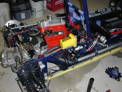 09-20-03 Formula S engine damage
