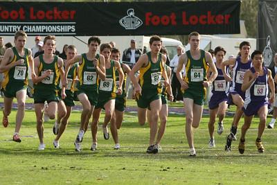 Foot Locker National Cross Country Championship 2007