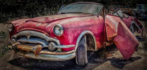 Junkyard Cars - 2018