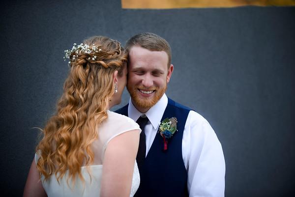 Ashley and Wriston's Wedding- Asheboro, NC