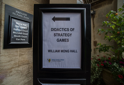 Didactics of Strategy Games