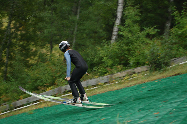 Itasca Ski Club: Fall Invitational:  September 13 & 14, 2008