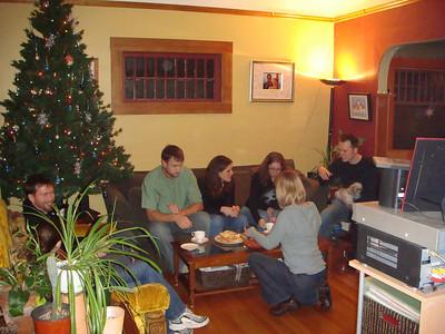 2007 Holiday Dinner