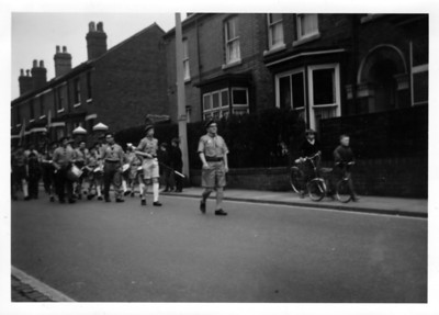 1967-04 St. Georges's Day Parade