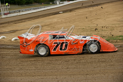 Rides for the Kids - Dirt Oval - July 16, 2011