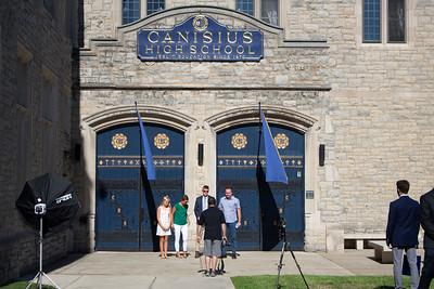 Class of 2020 Outdoor Graduation 7/31/20