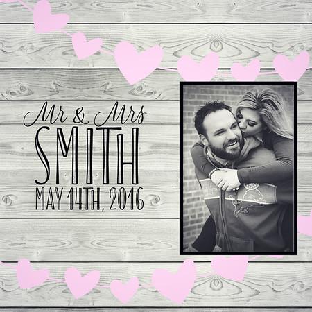 Smith Wedding Photobooth   2016