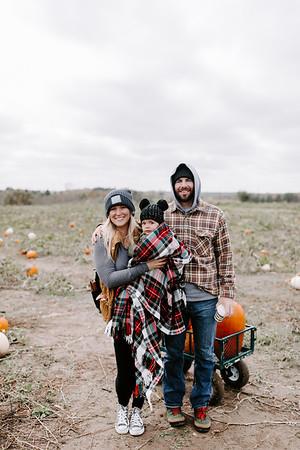 Pumpkin Picking | October 2018