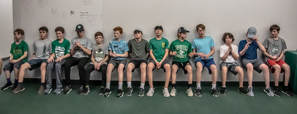 Fortis PeeWee Session 1-22-2019