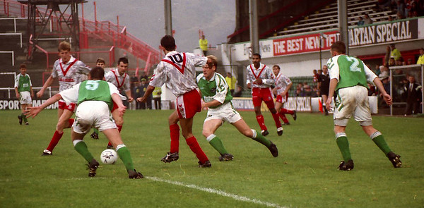 Hibs v Airdrie (2.2) 19 9 92