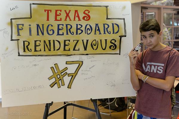 2017 Texas FingerBoard Rendezvous #7
