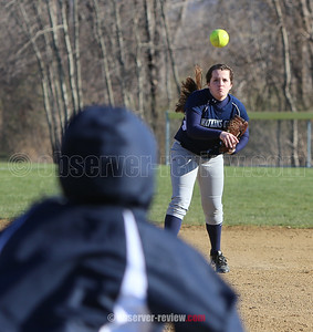 Watkins Glen Softball 4-14-16