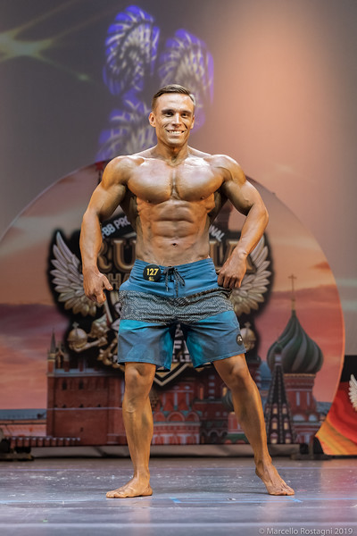 3rd Place 127 Струков Анатолий Сергеевич