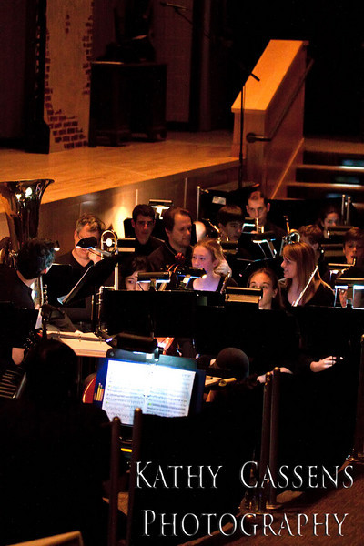 Thoroughly Modern Millie Pit Orchestra