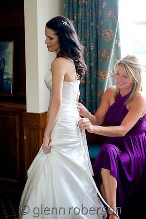 Bride Preparations/Details