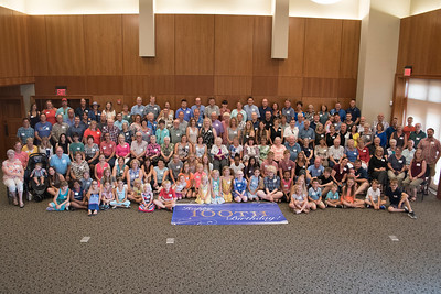 Grace Link 100 Birthday Family Reunion August 2018
