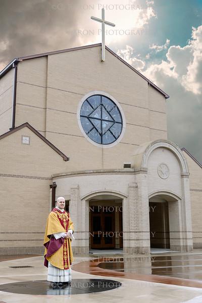 Jeff's Ordination