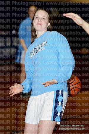 OLM VS Portledge, Girls Varsity Basketball 01.31.12